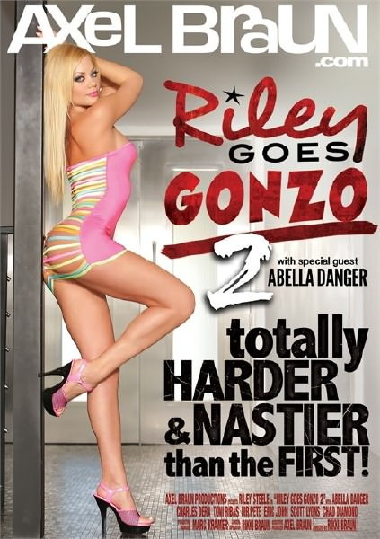 Райли в гонзо 2 / Riley Goes Gonzo 2 (2017) WEB-DL