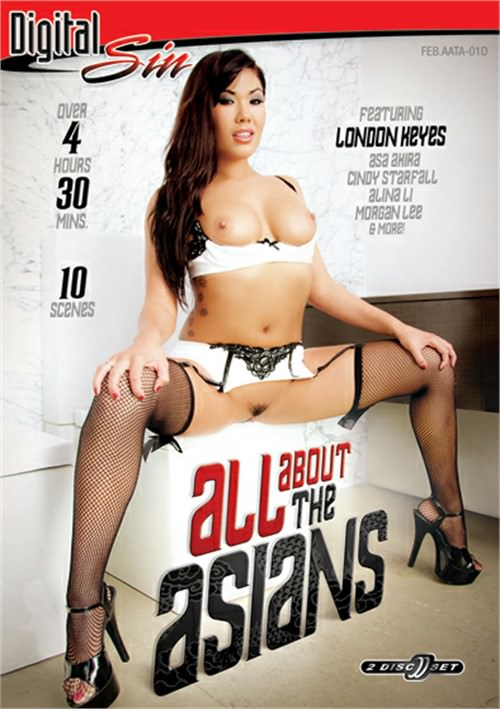 Все Об Азиатках / All About The Asians (2017) DVDRip