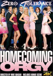 Homecoming Orgy (2016) DVDRip