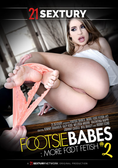 Больше Фут Фетиша 2 / Footsie Babes: More Foot Fetish 2 (2017) WEB-DL
