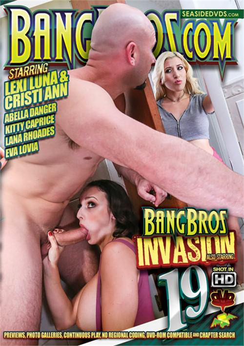 Bang Bros Вторжение 19 / Bang Bros Invasion 19 (2017) WEB-DL