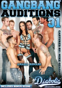Пробы B Групповухе 31 / Gangbang Auditions 31 (2016) WEB-DL