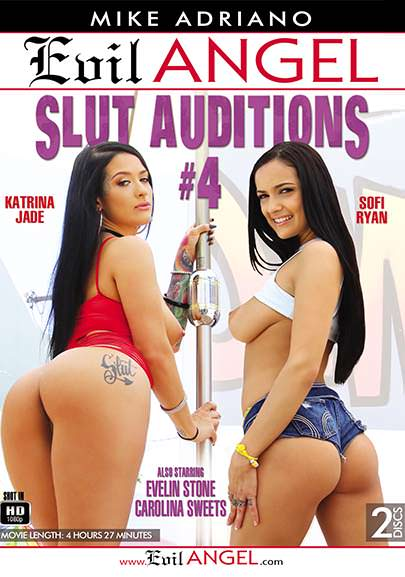 Пробы Шлюх 4 / Slut Auditions 4 (2017) WEB-DL