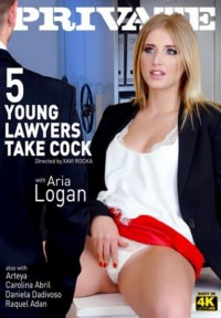 Private Specials 145: 5 Young Lawyers Take Cock (2016) WEB-DL