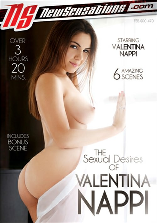 Сексуальные Желания Valentina Nappi / The Sexual Desires Of Valentina Nappi (2017)  WEB-DL