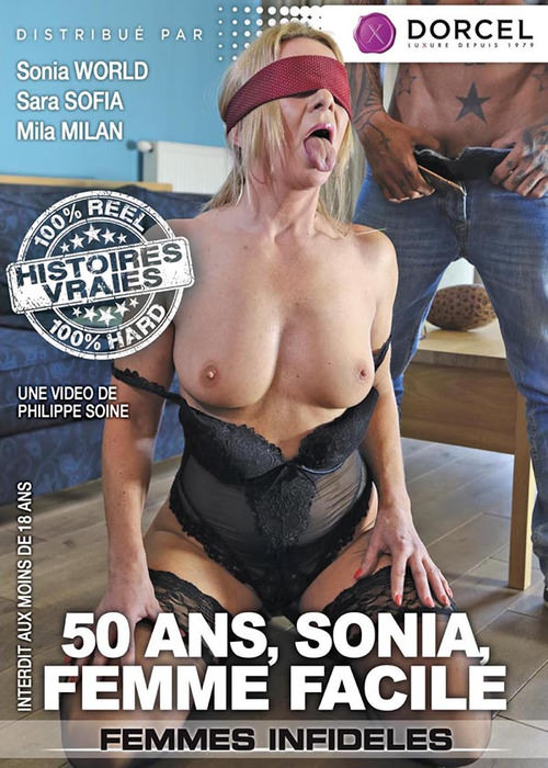 Соня и в 50 Легко Трахается / Sonia, 50 And Easy As Fuck (2016)
