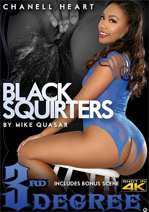 Черные Сквирты / Black Squirters (2017) DVDRip