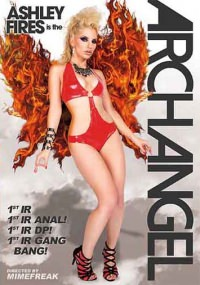 Ashley Fires Архангел / Ashley Fires Is The ArchAngel (2016) DVDRip
