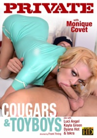 Private Specials 159: Cougars and Toyboys (2016) HDRip 720p