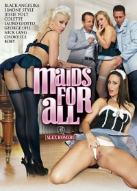 Горничные Для Всех / Maids For All (2016) WEBRip