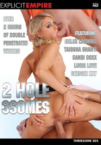 2 Hole 3Somes (2016) WEBRip