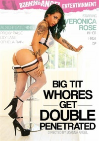 Big Tit Whores Get Double Penetrated (2016) DVDRip