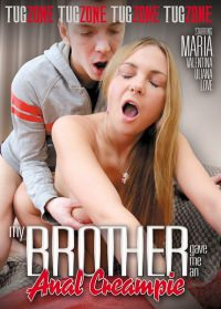 My Brother Gave Me An Anal Creampie (2016) WEBRip